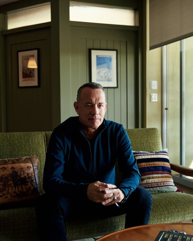 Tom Hanks: The most famous man we know nothing about
