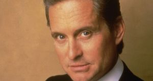 "Michael Douglas as Gordon Gekko in ""Wall Street"":  Ruthlessness is often prized in financial circles but it turns out that nice guys don't always finish last"