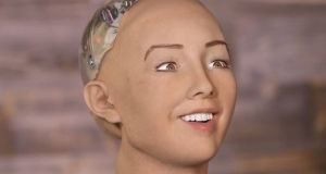Sophia, the robot who has been granted Saudi citizenship