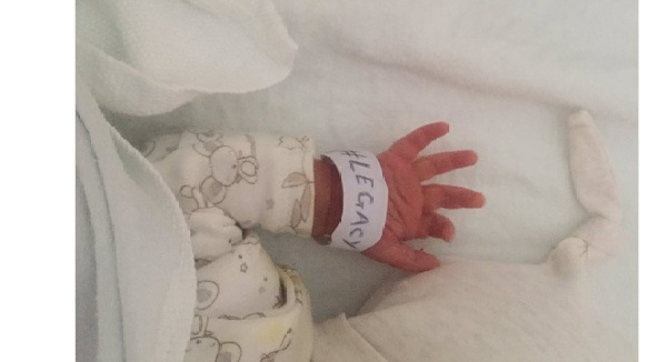 "Lynne Cantwell – Ireland's most capped woman – posted a picture of her new born daughter, Scarlett, on Sunday wearing a ""legacy"" wristband."