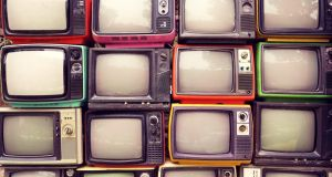 The media sector in which RTÉ must compete has changed dramatically since the days of cathode ray tube television sets. Photograph: iStock
