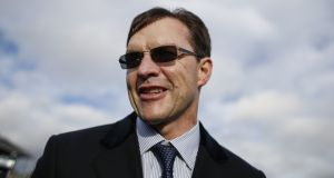 Aidan O'Brien secured his 26th Group One winner of the season at Doncaster on Saturday. Photograph: Alan Crowhurst/Getty