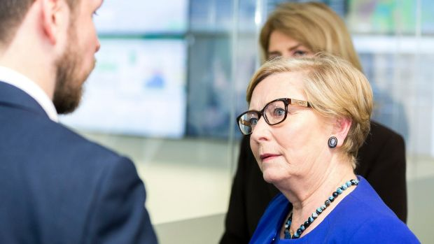 Tánaiste and Minister for Enterprise Frances Fitzgerald will launch the initiative on Thursday. Photograph: Alan Rowlette