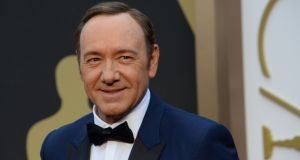 "Actor Kevin Spacey: ""If I did behave then as he describes, I owe him the sincerest apology for what would have been deeply inappropriate drunken behaviour."" Photograph: Robyn Beck/AFP/Getty Images"