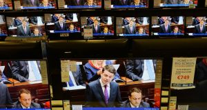 Reform of the taxation of share options as announced in the budget speech by Minister for Finance Pascal Donohoe followed extensive consultation with interested parties. Photograph: Alan Betson