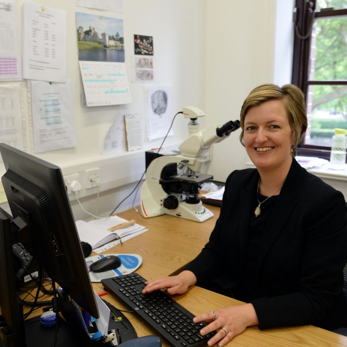 Deputy State Pathologist Dr Linda Mulligan: 'These are our