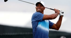 Tiger Woods will play in the Hero World Challenge on November 30th. Photograph: Brian Spurlock/Reuters