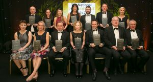 Networking shapes success at National Procurement Awards