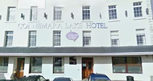 The Connemara Lake Hotel was evacuated shortly after her death and a forensic examination of the scene was being carried out on Tuesday. Photograph: Google Street View