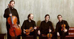 Borodin String Quartet open the NCH concert in core Russian territory
