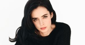 Krysten Ritter: Her fine debut novel features the  community of Barrens, where the town's economic heart – a plastics conglomerate – may also be poisoning its residents.