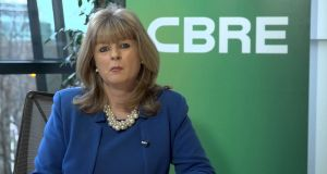 Marie Hunt, executive director and head of research at CBRE Ireland