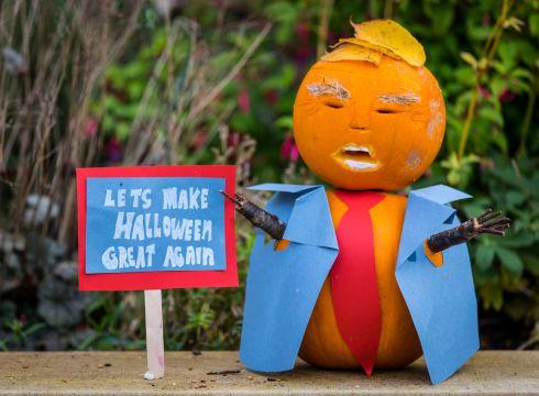 Trumpkins Minions And Goblins Best Of Your Pumpkin Pics
