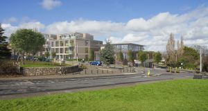 The new-look scheme for the Union Cafe site in Mount Merrion
