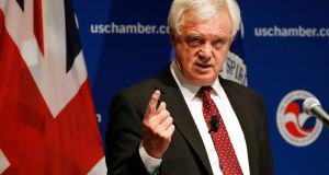 "Brexit secretary David Davis told the cabinet there had been a ""significant acceleration"" in work to get Britain ready for its EU departure."