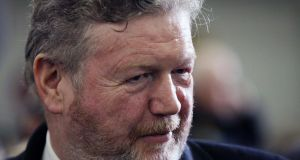 Former minister James Reilly. Photograph:  Stephen Collins/Collins Photos