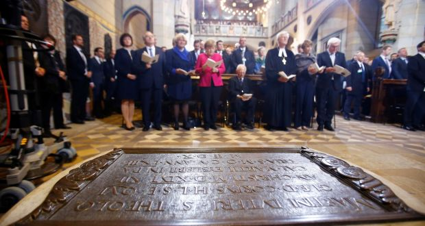 Merkel warns on abuse of religious freedom at Reformation event