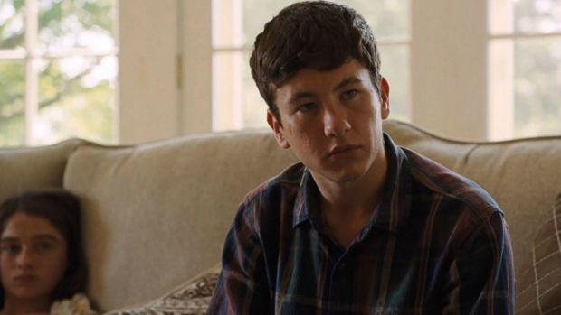 Barry Keoghan gives a chilling performance in The Killing of a Sacred Deer.