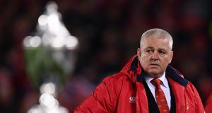 Warren Gatland said his experience as head coach during the Lions tour to New Zealand went from being what should have been his proudest moment to a thoroughly draining experience. Photo: Stephen McCarthy/Sportsfile via Getty Images