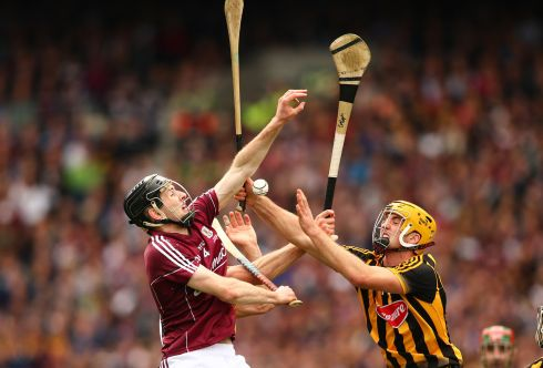2 Padraig Mannion (Galway) -  Possibly unlucky to miss out on the shortlist for Hurler of the Year. The epitome of Galway's physical edge in defence and a player who has grown in influence for them year on year since 2015.