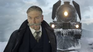 Kenneth Branagh as Poirot in Murder on the Orient Express (2017)