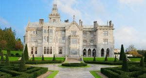 Adare Manor, which has been refurbished over an 18-month period
