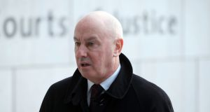 Former chief operations officer at Anglo Tiarnan O'Mahoney. Photograph: Collins Courts