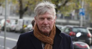 Peter Griffiths: the former Scientologist said the injunction barred him from protesting peacefully against Zabrina Collins and Michael O'Donnell. Photograph: Collins Courts