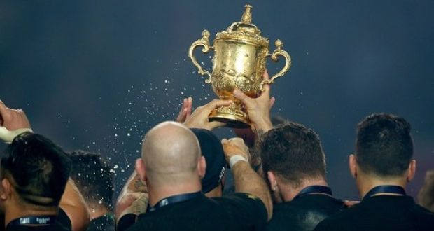 The fixtures for the 2019 Rugby World Cup in Japan have been anounced. Photograph: