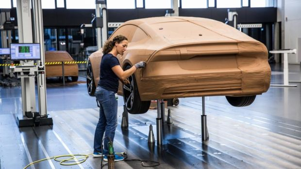 A7 Sportback: Audi's old-school clay models allow hands-on fine tuning