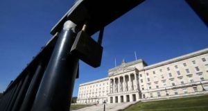 The Irish Government will insist on a say in how Westminster governs Northern Ireland if no Executive is re-established at Stormont. The Belfast Agreement entitles it to such a say. Photograph: Getty Images