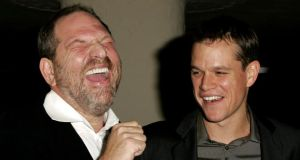 When the Harvey Weinstein scandal blew up, Hollywood types like Matt Damon insisted that this kind of thing had to stop because they have daughters. Photograph: J Vespa/WireImage/Getty