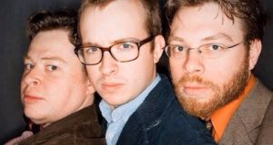 The McElroy brothers host the weekly podcast, My Brother, My Brother and Me, wherein they answer the problems of their listeners, and deep-dive Yahoo Answers for the often frankly insane questions posed by the good folks of the internet.