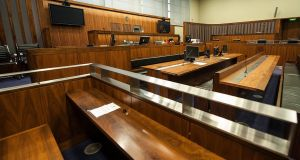 The judge said arson was considered a very serious offence by the courts because it was impossible to control the outcome. Photograph: Collins Courts