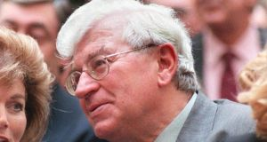 Eamonn  Barnes was appointed DPP in January 1975, which position  he held until his retirement in 1999. File photograph:  Frank Miller/The Irish Times