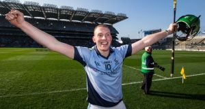 "Na Piarsaigh's Shane Dowling: ""Once we get out of our county we try to express ourselves. The hardest part is trying to get out of your county.""  Photograph: Cathal Noonan/Inpho"