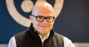 Twilio chief executive Jeff Lawson
