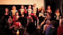 Bunratty banquets: 'An excellent cheesy evening'