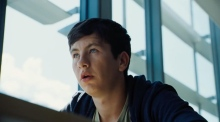 Dublin actor Barry Keoghan in The Killing of a Sacred Deer