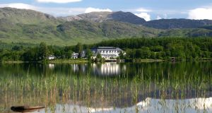 You could win a two-night culinary break in Harvey's Point hotel in Donegal