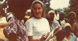 Sr Mairéad Butterly's work as an advocate for the women of Kenya was among the high points of her career.