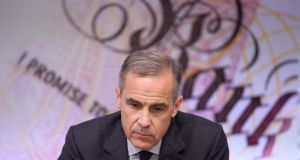 Governor of the Bank of England Mark Carney: failure to follow through this time would have cemented his reputation as the master of mixed messages. Photograph: Stefan Rousseau/AFP/Getty Images
