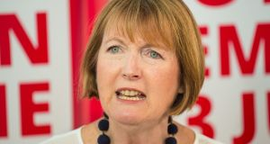 Labour MP Harriet Harman said: 'There are a lot of men saying this has been totally blown out of all proportion, this a witch hunt. No, it's not a witch hunt, it's long overdue.' File photograph: Dominic Lipinski/PA Wire