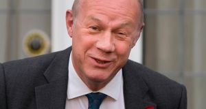 First Secretary of State Damian Green: Porn allegations 'completely untrue'. Photograph: AFP/Getty Images