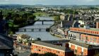 The population of Drogheda and the surrounding area has topped 83,000