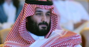 Crackdown: Mohammed bin Salman has consolidated power. Photograph: Fayez Nureldine/AFP/Getty