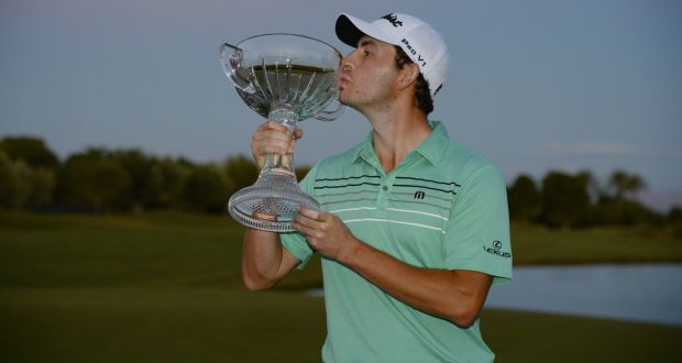 Patrick Cantlay claims first PGA Tour title after Las Vegas