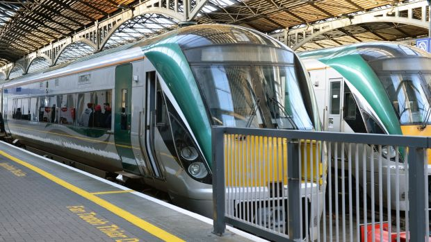 Second of five rail strikes taking place today as pay dispute continues