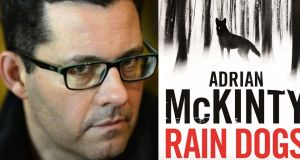 Adrian McKinty: discusses the satisfaction of having a sense of agency over real-life villains in the fictional world he creates