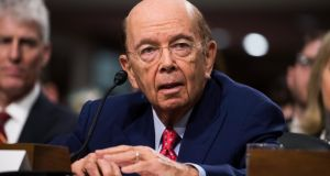 "Wilbur Ross identified continued ""passporting"" of financial services as one potential problem."